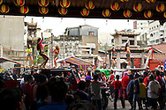 One of the oddities of religious events in Taiwan is the apperance of exotic dancers.  Whether it's a wedding, funeral, or religious festival, pole dancers are often part of the event.