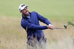 South Africa's Charl Schwartzel hits out of the rough during day two of The Open Championship 2017 at Royal Birkdale Golf Club, Southport. PRESS ASSOCIATION Photo. Picture date: Friday July 21, 2017. See PA story GOLF Open. Photo credit should read: Richard Sellers/PA Wire. RESTRICTIONS: Editorial use only. No commercial use. Still image use only. The Open Championship logo and clear link to The Open website (TheOpen.com) to be included on website publishing. Call +44 (0)1158 447447 for further information.