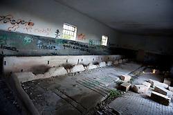 Alessano 18 ottobre 2012..Antico Podere agricolo in stato di abbandono