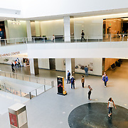 Main foyer at the National Museum of American History at the Smithsonian Institution