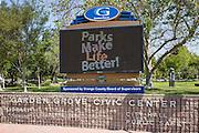 Garden Grove Civic Center