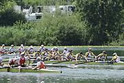 Lucerne, Switzerland.  2010 FISA World Cup. Lake Rotsee, Lucerne.  13:09:57   Sunday  11/07/2010.  [Mandatory Credit Peter Spurrier/ Intersport Images]
