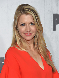 August 30, 2018 - Los Angeles, California, USA - 8/28/18.Jamie Anderson at the premiere of ''Peppermint'' held at the Regal Cinemas LA Live in Los Angeles, CA, USA. (Credit Image: © Starmax/Newscom via ZUMA Press)
