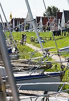 DURGERDAM, dijkdorp aan het IJmeer onder de rook van Amsterdam. . ANP COPYRIGHT KOEN SUYK