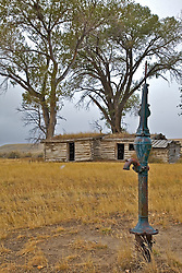 Parker Homestead, Three Forks, Montana