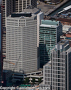 aerial photograph Providian Financial Building 201 Mission Street San Francisco