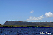 beach on Ni'ihau Island, aka The Forbidden Island, a privately owned island 17.5 miles west of Kauai, Hawaii, United States ( Central Pacific Ocean )