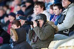 Dumbarton 0 v 2 Falkirk, 23/2/2013.©Michael Schofield.