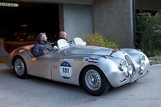 138 1950 Jaguar XK120 Alloy Body