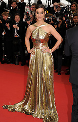 James Bond actress Berenice Marlohe at the the premiere of the French film , You Ain't Seen Nothin' Yet  at the Cannes Film Festival on Monday 21st May 2012. Photo by: Stephen Lock / i-Images