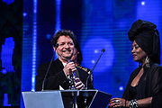 Brussels , 01/02/2020 : Les Magritte du Cinema . The Academie Andre Delvaux and the RTBF, producer and TV channel , present the 10th Ceremony of the Magritte Awards at the Square in Brussels .<br /> Pix: Frederic Vercheval<br /> Credit : Alexis Haulot - Dana Le Lardic - Didier Bauwerarts - Frédéric Sierakowski - Olivier Polet / Isopix