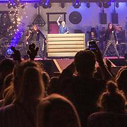 NLD/Amsterdam/20191115 - Chantals Pyjama Party in Ziggo Dome, Dj Tony jr.