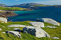 Playa Mol Foirs Geòdha. Mealasta Beach. Southwest Lewis island. Outer Hebrides. Scotland, UK