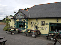 Oldest pub in Ireland: Cock Travern......