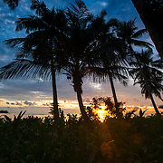 Sunrise 4 at Kandui Resort, Mentawais Islands, Indonesia.
