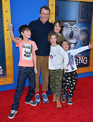 Garth Jennings bei der Premiere von Sing in Los Angeles / 031216