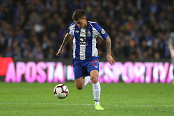 November 10, 2018 - Porto, Porto, Portugal - Porto's Brazilian midfielder Otavio in action during the Premier League 2018/19 match between FC Porto and SC Braga, at Dragao Stadium in Porto on November 9, 2018. (Credit Image: © Dpi/NurPhoto via ZUMA Press)
