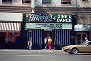 CS02033. Mary's Club, 129 SW Broadway at Ankeny, September 17, 1981