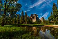 Yosemite National Park, California USA.