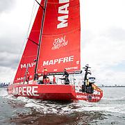 © Maria Muina I MAPFRE. Training day with guests in Melbourne. Día de entrenamiento con invitados en Melbourne.