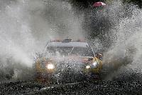 MOTORSPORT - WRC 2010 - RALLY MEXICO GUANAJUATO BICENTENARIO - MEXICO (MEX) - 04 TO 07/03/2010 - PHOTO : FRANCOIS BAUDIN / DPPI<br /> PETTER SOLBERG (NOR) / PHIL MILLS (GBR) - PETTER SOLBERG WRT - CITROEN C4 WRC - ACTION