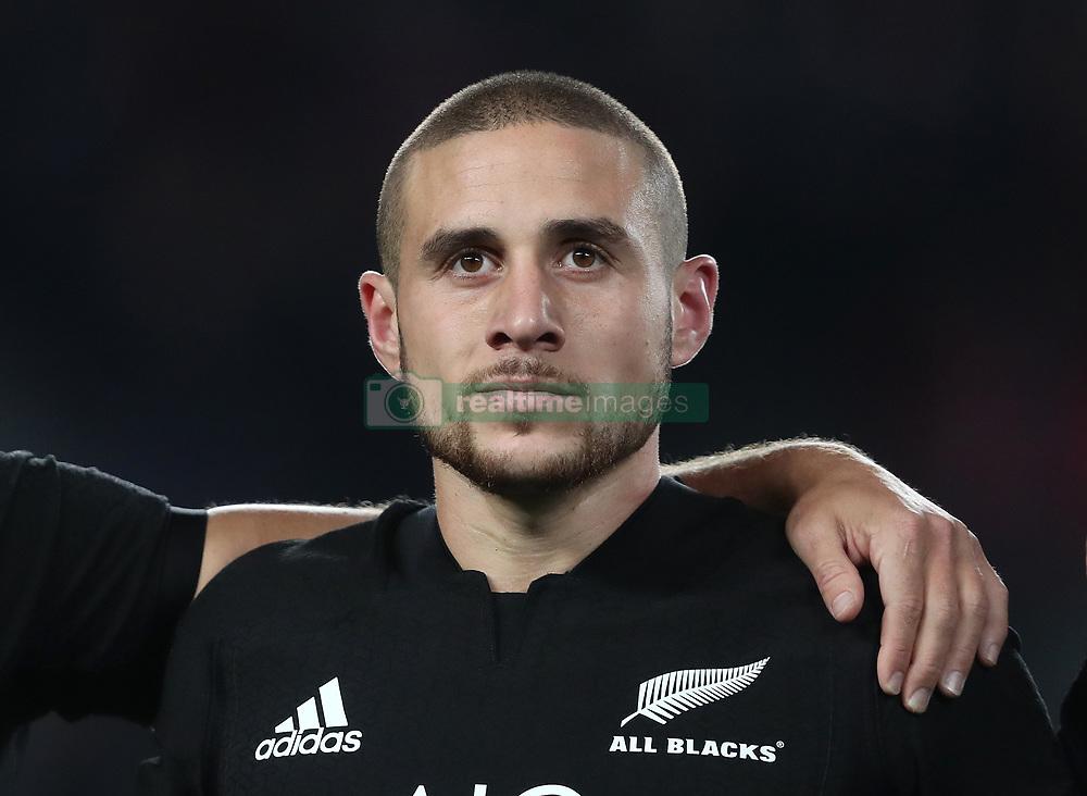 New Zealand's TJ Perenara