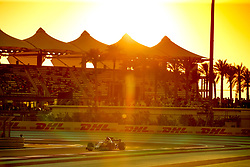 November 25, 2017 - Abu Dhabi, United Arab Emirates - Motorsports: FIA Formula One World Championship 2017, Grand Prix of Abu Dhabi, .#94 Pascal Wehrlein (GER, Sauber F1 Team) (Credit Image: © Hoch Zwei via ZUMA Wire)