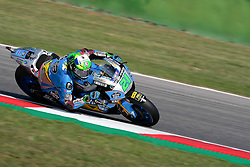 September 7, 2018 - 21 FRANCO MORBIDELLI from Italy, Estrella Galicia 0,0 Marc VDS, Honda, Gran Premio Octo di San Marino e della Riviera di Rimini, during the Friday FP1 at the Marco Simoncelli World Circuit for the 13th round of MotoGP World Championship, from September 7th to 9th, 2018. (Credit Image: © AFP7 via ZUMA Wire)