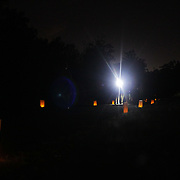 Oakdale Luminary Tour