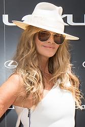 AU_1391600 - Melbourne, AUSTRALIA  - Celebrities including Elle Macpherson enjoyed Derby Day at Flemington, Melbourne.<br /> <br /> Pictured:  at Derby Day in Melbourne<br /> <br /> BACKGRID Australia 3 NOVEMBER 2018 <br /> <br /> BYLINE MUST READ: Brandon Voight / BACKGRID<br /> <br /> Phone: + 61 2 8719 0598<br /> Email:  photos@backgrid.com.au