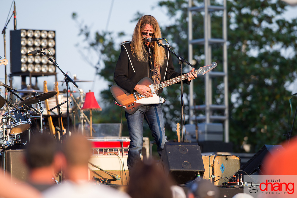 Grayson Capps perform at Bay Fest on Saturday, Oct. 6, 2012, in Mobile, Ala. (Bay Fest/ Michael Chang)