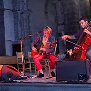 Peter Von Poehl at Pamarina music festival