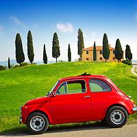 Tuscany,Umbria Italy