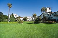 Courthouse sunken gardens, Santa Barbara, California