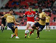 Middlesbrough v Nottingham Forest 061018