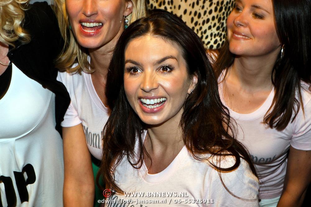NLD/Amsterdam/20080508 - Mom's Moment voor zwangere vrouwen, Rossana Lima