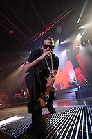 Jay-Z performs live at Prospera Place in Kelowna, B.C. (photo by Marissa Baecker)