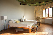 Guest Room, Gherelta Lodge near Hawzen, Gheralta area, Tigray, Ethiopia, Horn of Africa