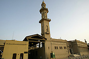 Central City Souk in Kuwait City, Kuwait along the Persian Gulf of the Arabian Sea.