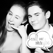 Rosehill College Ball 2016- Photo Booth 2