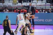 DESCRIZIONE : Varese FIBA Eurocup 2015-16 Openjobmetis Varese Telenet Ostevia Ostende<br /> GIOCATORE : Daniele Cavaliero<br /> CATEGORIA : Palleggio<br /> SQUADRA : Openjobmetis Varese<br /> EVENTO : FIBA Eurocup 2015-16<br /> GARA : Openjobmetis Varese - Telenet Ostevia Ostende<br /> DATA : 28/10/2015<br /> SPORT : Pallacanestro<br /> AUTORE : Agenzia Ciamillo-Castoria/M.Ozbot<br /> Galleria : FIBA Eurocup 2015-16 <br /> Fotonotizia: Varese FIBA Eurocup 2015-16 Openjobmetis Varese - Telenet Ostevia Ostende