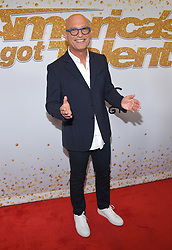 August 14, 2018 - Hollywood, California, U.S. - Howie Mandel arrives for the 'America's Got Talent' Live Show Screening and Red Carpet at the Dolby Theatre. (Credit Image: © Lisa O'Connor via ZUMA Wire)