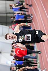 mens 400 meters, heat 5, Brown, Zemis<br /> BU John Terrier Classic <br /> Indoor Track & Field Meet <br /> day 2
