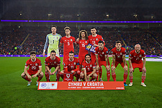 2019-10-13 Wales v Croatia