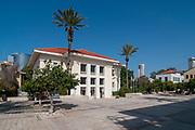 Suzanne Dellal culture centre, Neve Tzedek, Tel Aviv, Israel