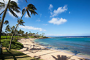 Kapalua Beach, Kapalua Coastal Trail, Kapalua, Maui, Hawaii