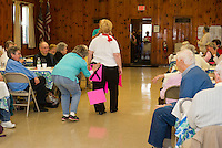 Friendship Club's Fashion Show at Leavitt Park Clubhouse.    Karen Bobotas for the Laconia Daily Sun