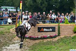 Elmo Jankari, (FIN), Duchess Desiree - Eventing Cross Country test - Alltech FEI World Equestrian Games™ 2014 - Normandy, France.<br /> © Hippo Foto Team - Leanjo de Koster<br /> 30/08/14