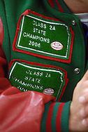 11/7/07 Smith Center, KS.The Jacket of Joe Windscheffel...(Chris Machian/Prairie Pixel Group)