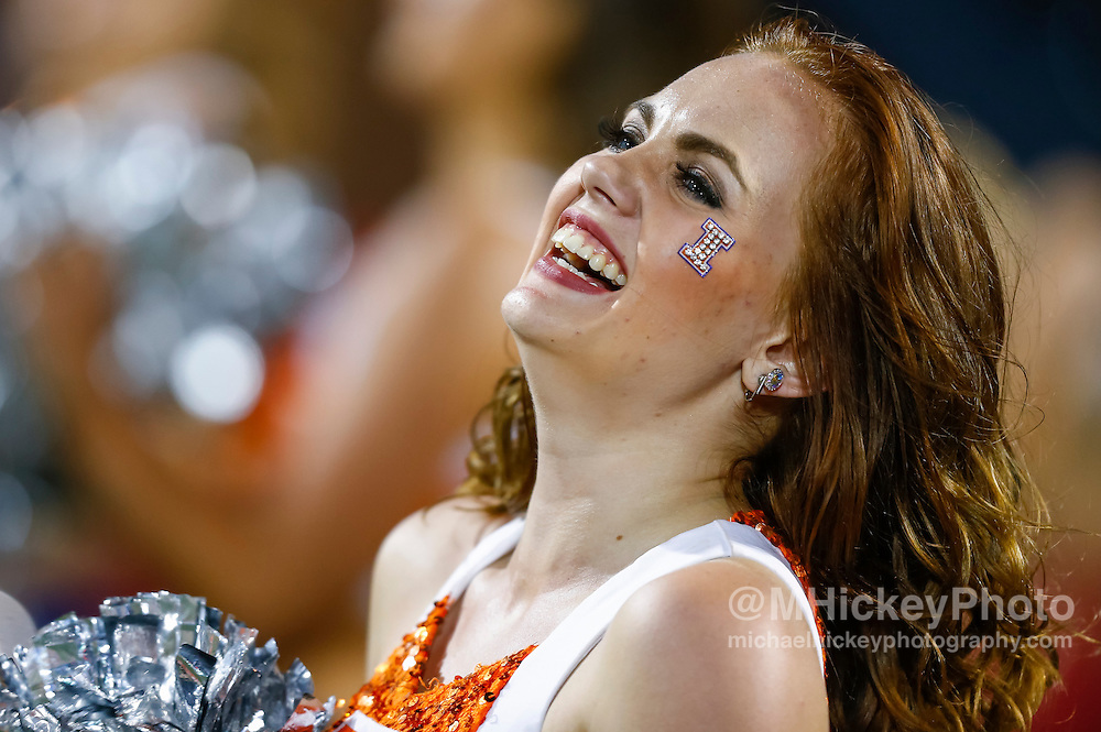 CHAMPAIGN, IL - SEPTEMBER 10: Illinois Fighting Illini are seen during the game against the North Carolina Tar Heels at Memorial Stadium on September 10, 2016 in Champaign, Illinois. (Photo by Michael Hickey/Getty Images)